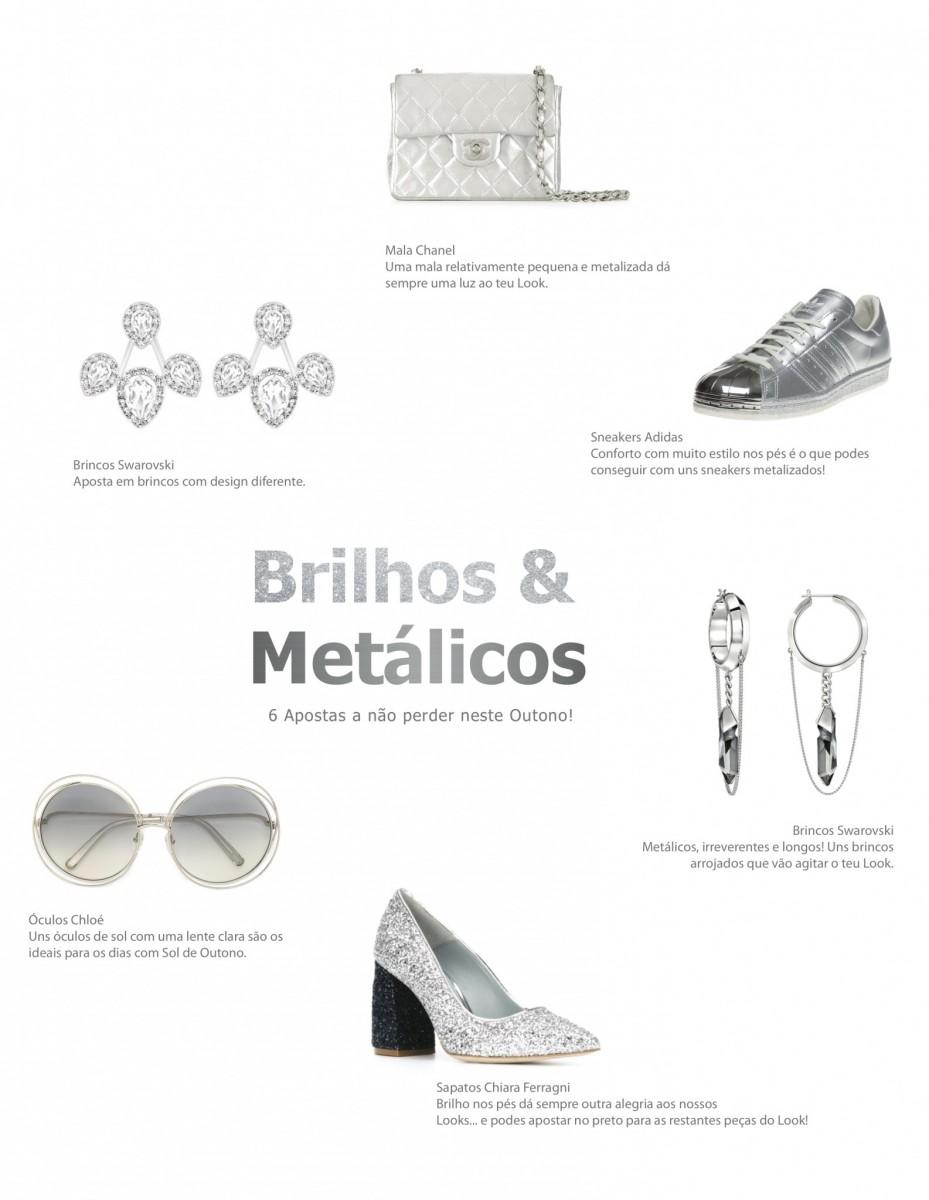 Brilhos & Metálicos